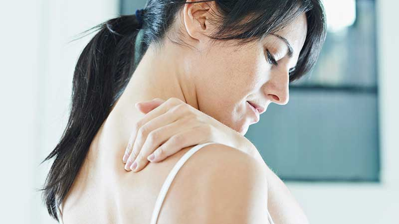 Upper Back & Neck Pain Treatment in Hayward